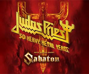 Enter to Win: Judas Priest