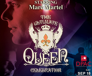 Enter to Win: Queen Celebration