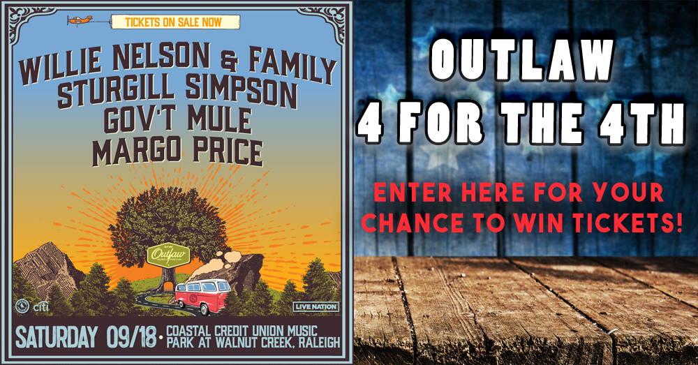 4 for the 4th – Outlaw Music Festival