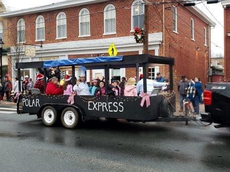 Louisa Christmas Parade (12/7)