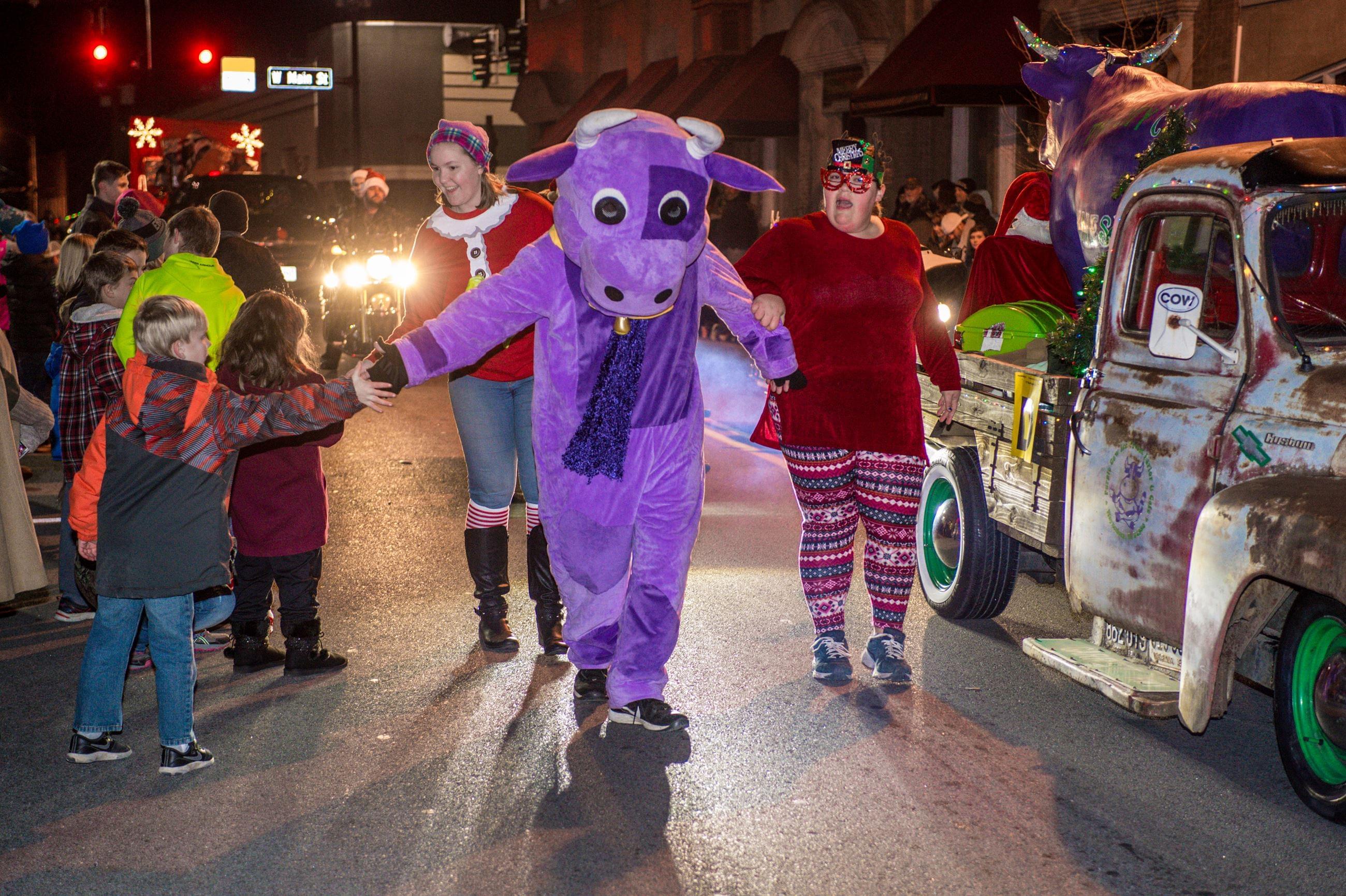 Waynesboro Christmas Parade (12/7)