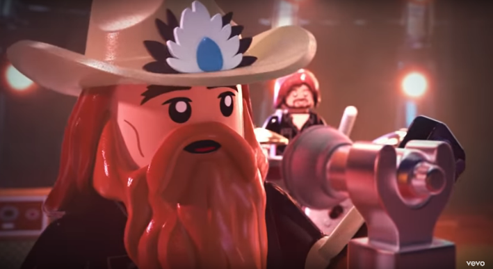 Chris Stapleton is a LEGO in New Music Video for Second One to Know [WATCH]