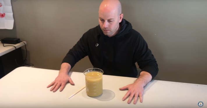 Daring Man Breaks Guinness World Record for Gravy