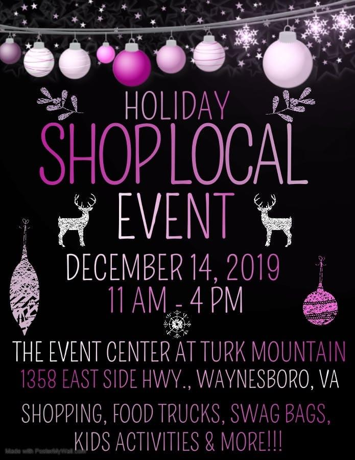Holiday Shop Local