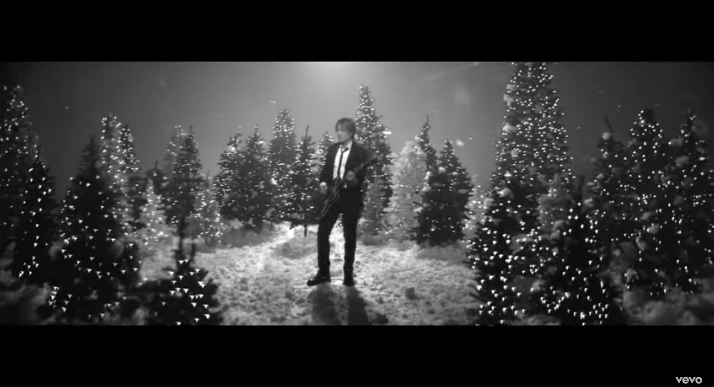 Keith Urban Releases His First Ever Christmas Song [WATCH]