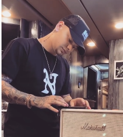 Kane Brown Teases Amazing New Song With John Legend [WATCH]