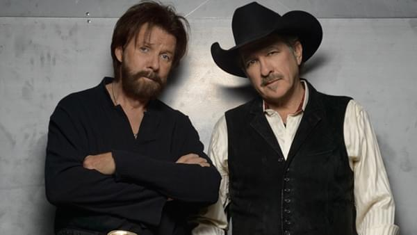 Brooks and Dunn Reboot Tour @ Jiffy Lube Live (5/23)