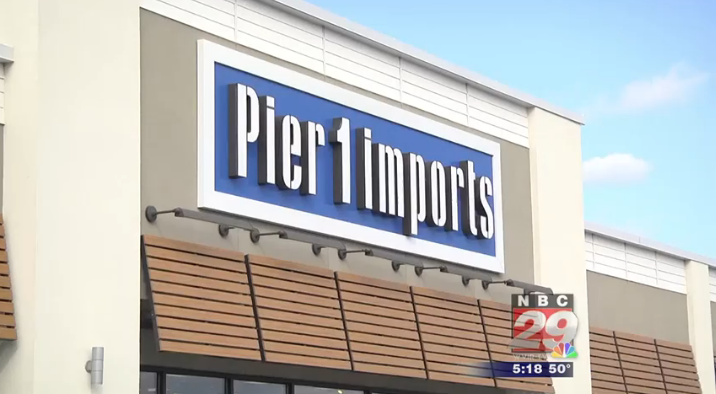 Pier 1 Set to Close in Charlottesville
