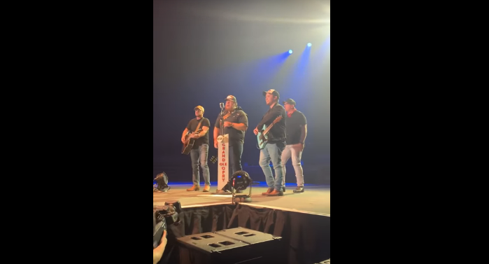 Watch Luke Combs and His Band Cover Man of Constant Sorrow [VIDEO]
