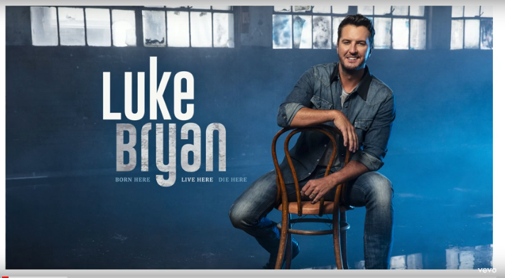 Luke Bryan Delivers a Home Style New Song in Born Here Live Here Die Here [LISTEN]