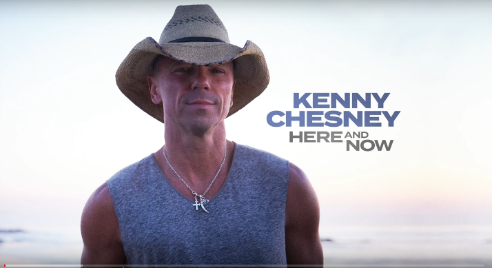 The New Kenny Chesney Song Has Been Released [LISTEN]