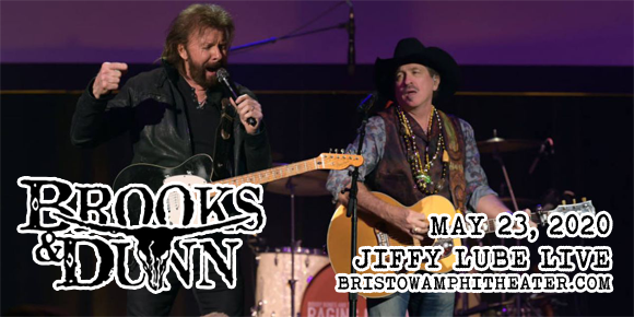 Win Tickets to See Brooks and Dunn With the Brooks and Dunn Back to Back Giveaway
