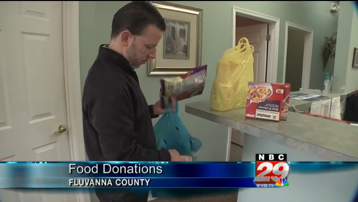 Local Chiropractor Turns into Superhero by Delivering Food to Those in Need [AUDIO]