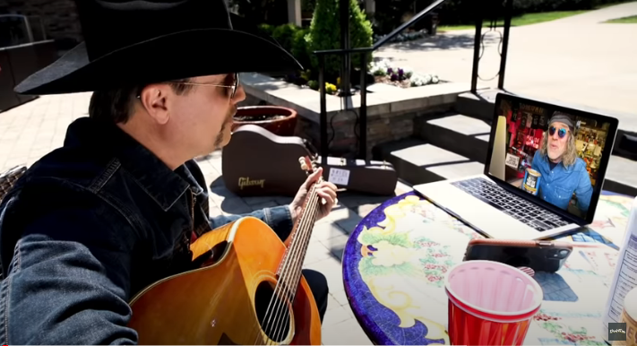Big and Rich Release New Song and New Message Called STAY HOME [VIDEO]