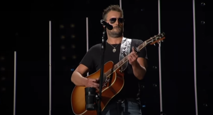 Watch the Full 30 Minute Eric Church Epic CMA Fest Medley Performance [VIDEO]