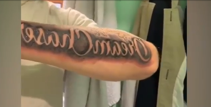 Virginia Teenager's Tattoo Goes Viral for All the Wrong Reasons [VIDEO]
