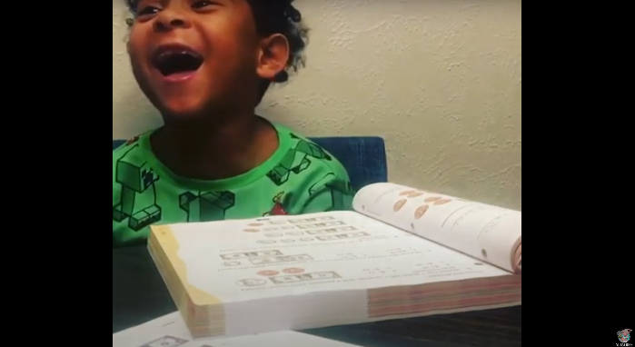 Watch This Hilarious Child Answer a Math Problem Gloriously [VIDEO]