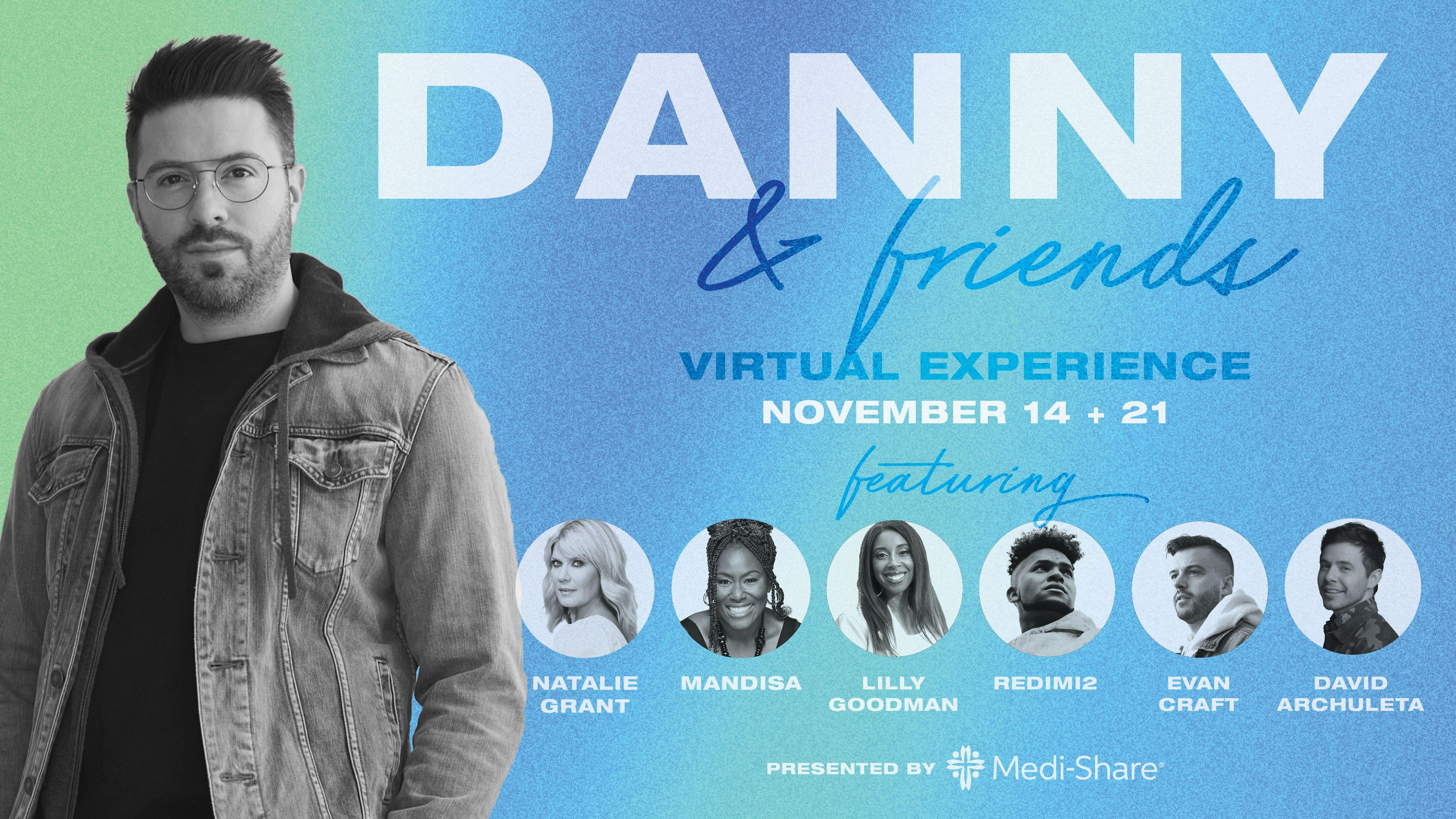 Danny & Friends Virtual Experience