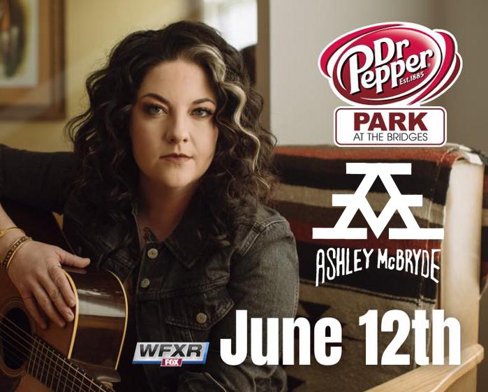 Ashley McBryde at Dr. Pepper Park