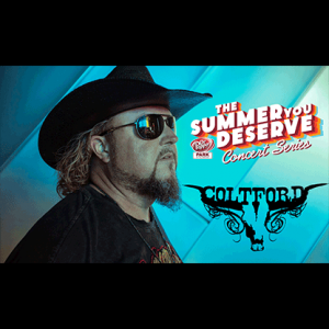 The Summer You Deserve Concert Series: Colt Ford