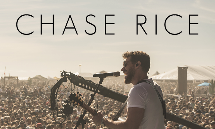CHASE RICE:  SATURDAY, MAY 22