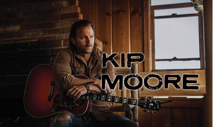 KIP MOORE:  FRIDAY, JUNE 18