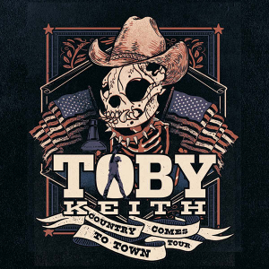 TOBY KEITH:  SATURDAY, JULY 17 – After Hours – Meadow Event Park