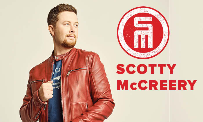 SCOTTY MCCREERY:  SATURDAY, AUGUST 28–After Hours – Meadow Event Park