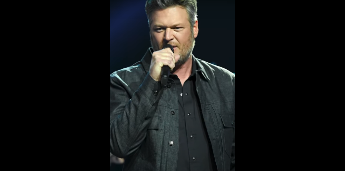 Blake Shelton's New Buddy Might Cause You to Run Away [VIDEO]