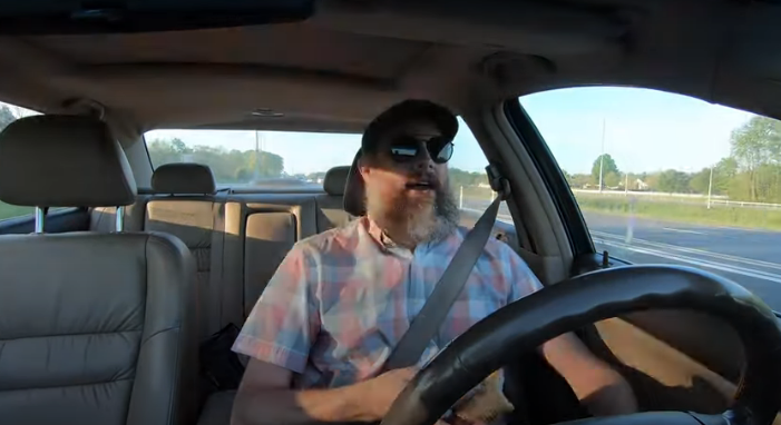 John Austin Speaks Backwards on Morgan in the Morning [VIDEO]