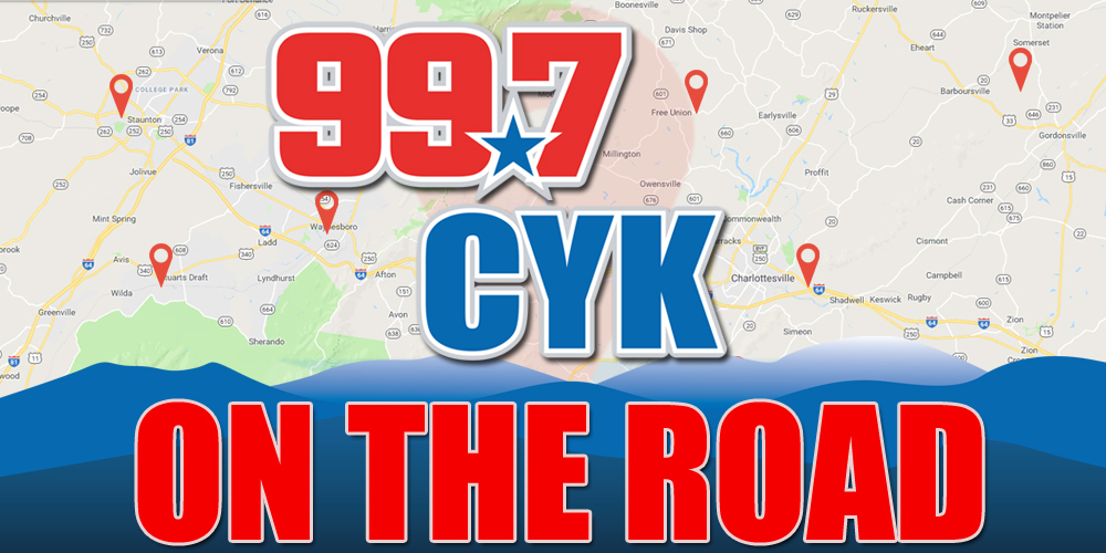 (997 CYK ON THE ROAD) AT THE WOOLY LAMB IN RUCKERSVILLE