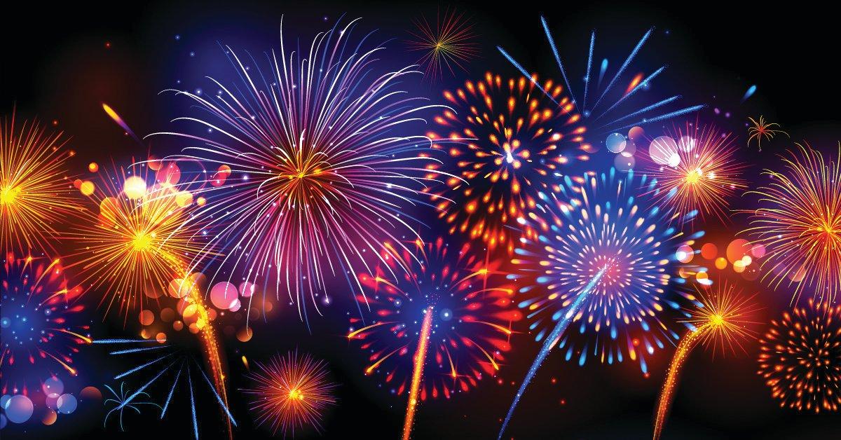 Celebrate US! Cville: 4th of July fireworks spectacular