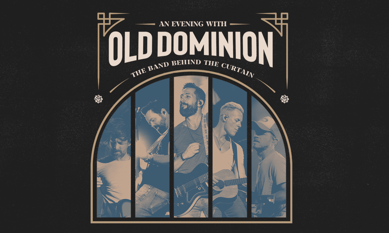 OLD DOMINION WITH CAITLYN SMITH:  FRIDAY, OCTOBER 29