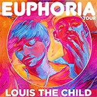 Louis The Child – Euphoria Tour:  Wed, Aug 18, 2021