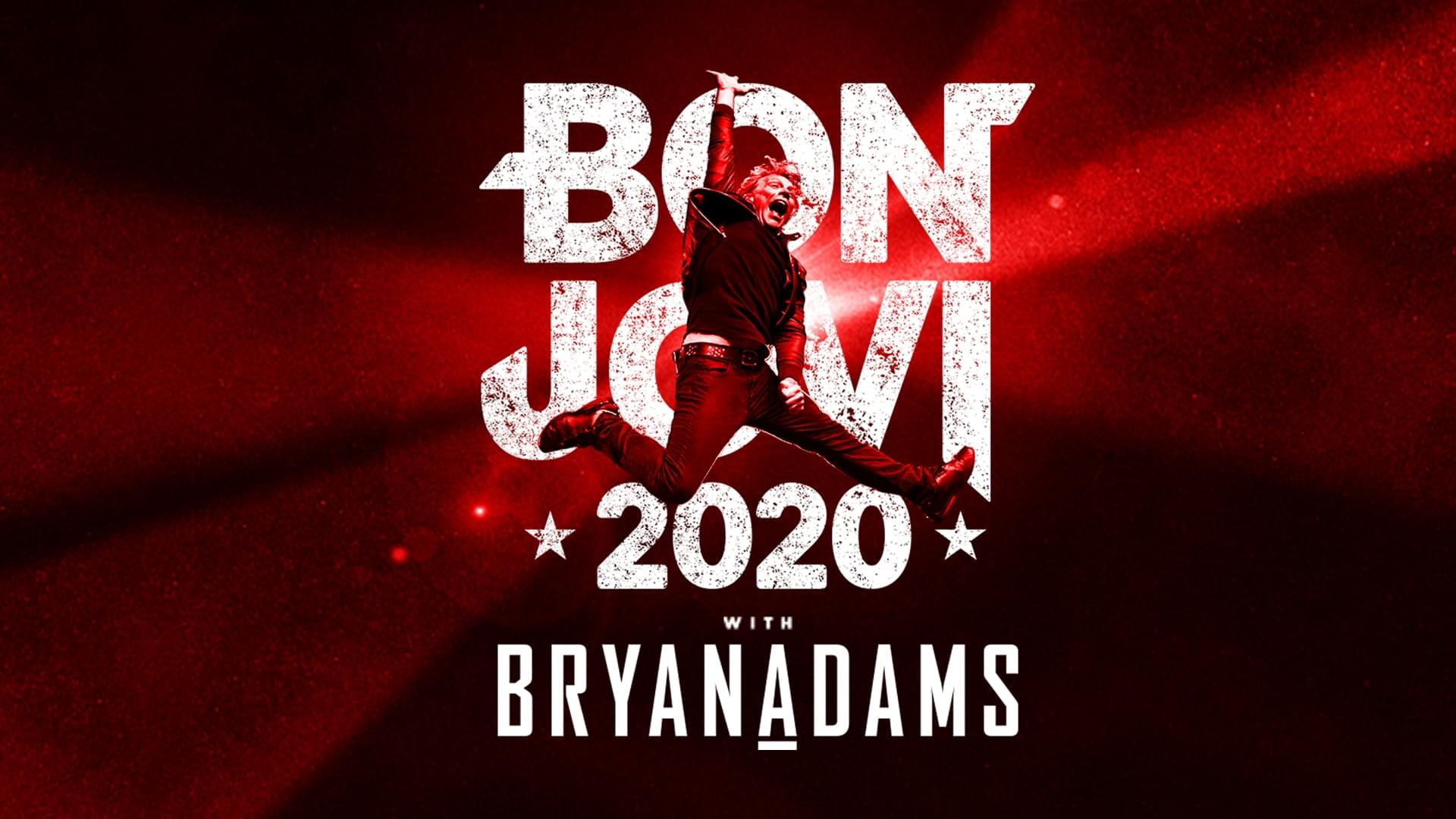 Bon Jovi and Bryan Adams @ Capitol One Arena in DC (7/25)