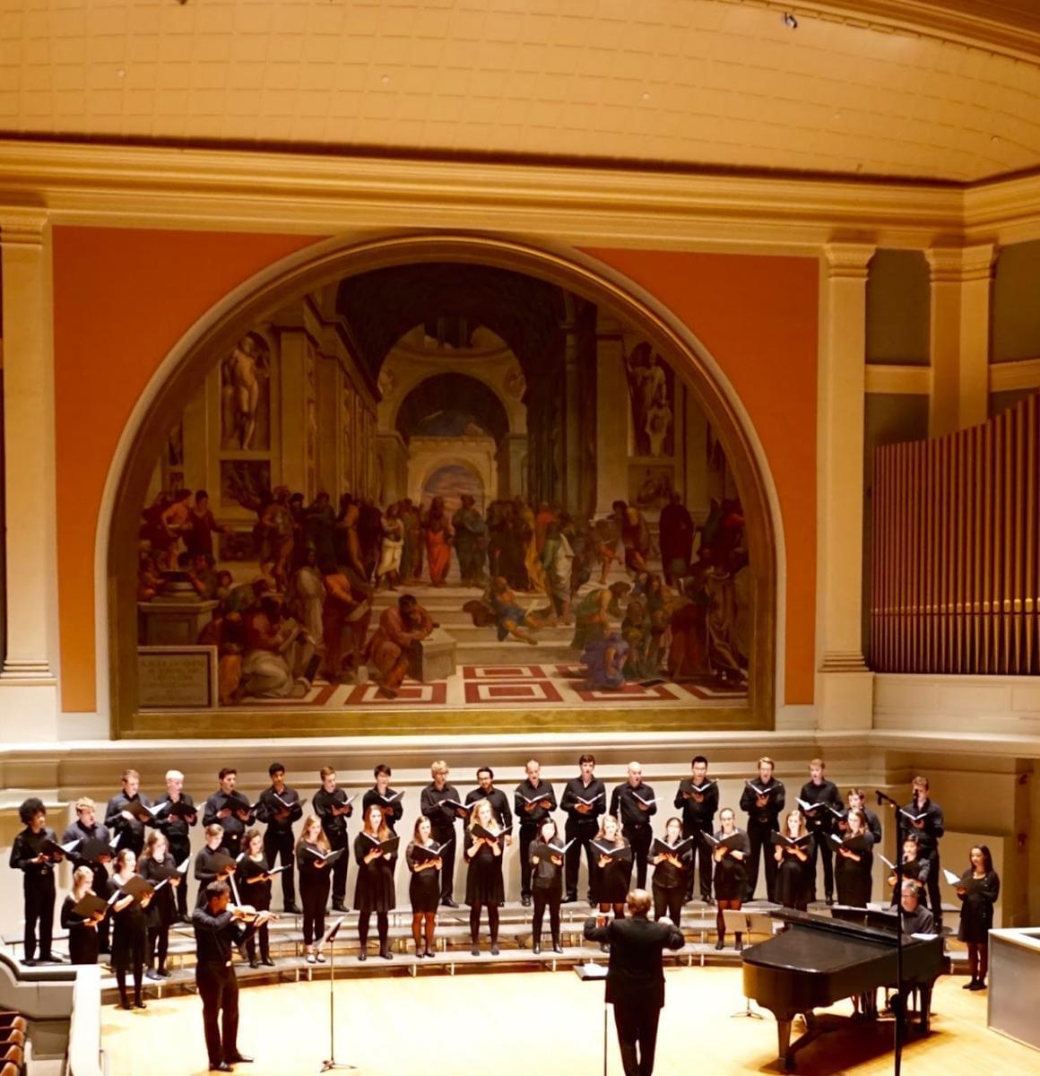 UVA Chamber Singers Spring Concert