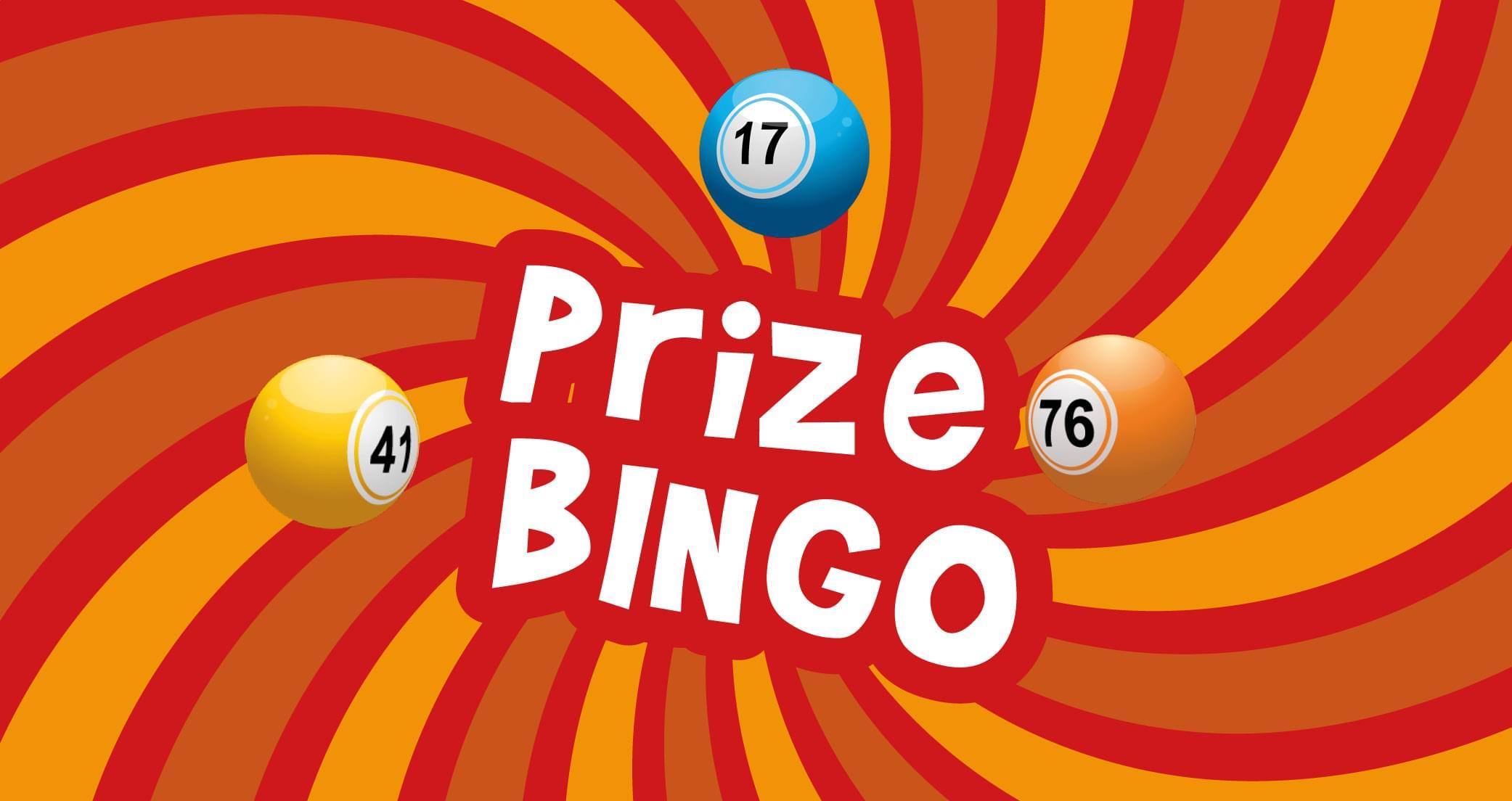 Prize Bingo (4/18)