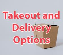 Local Delivery & Carryout Options