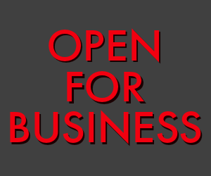 Click Here to View Open Businesses