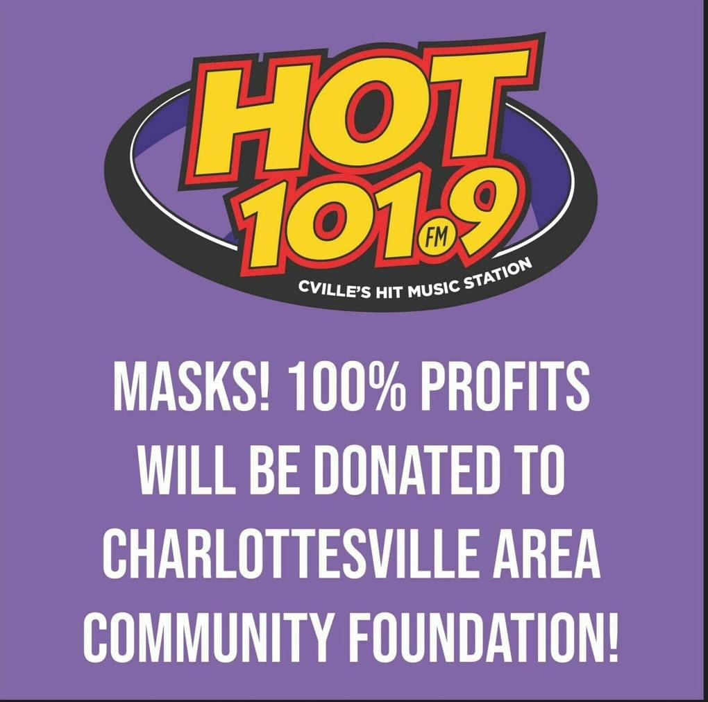 Get Your Official Hot 101.9 Mask