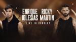 Enrique Iglesias & Ricky Martin: Thursday, October 14, 2021