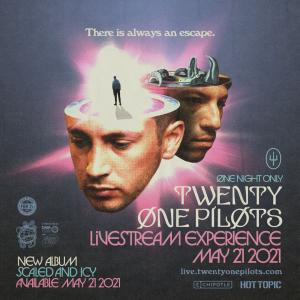 "WIN Twenty One Pilots Livestream"" Tickets MAY 21st"