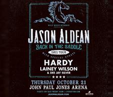Enter to WIN Jason Aldean Tickets