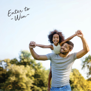 Father's Day Giveaway! Enter to WIN