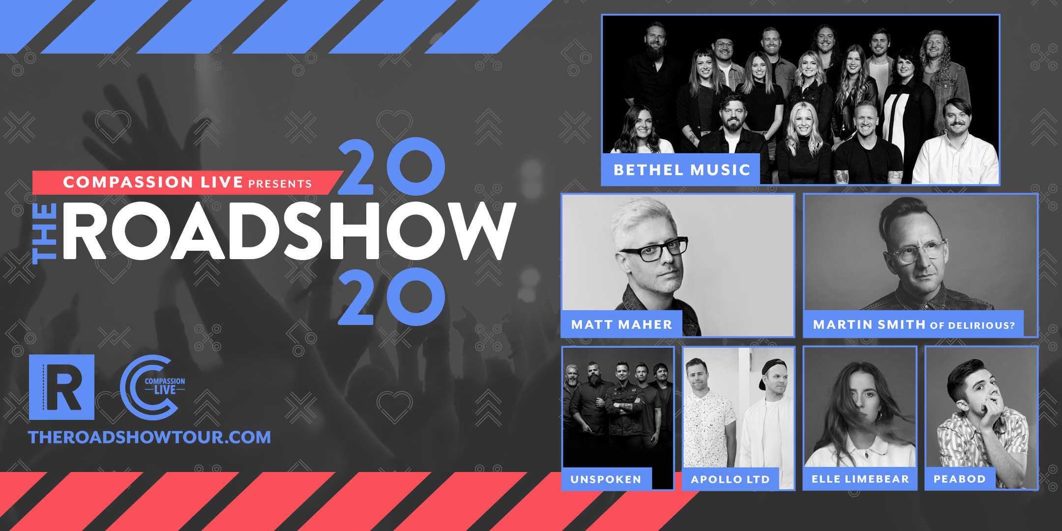 Enter to Win: The Roadshow 2020