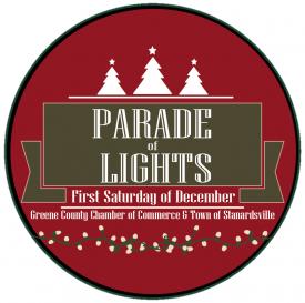 Greene Christmas Parade (12/7)