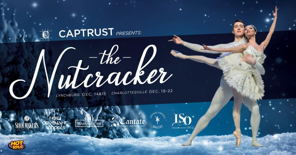 Charlottesville Ballet presents, The Nutcracker