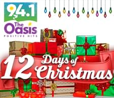 "Win a Stocking with the ""12 Days of Christmas"""