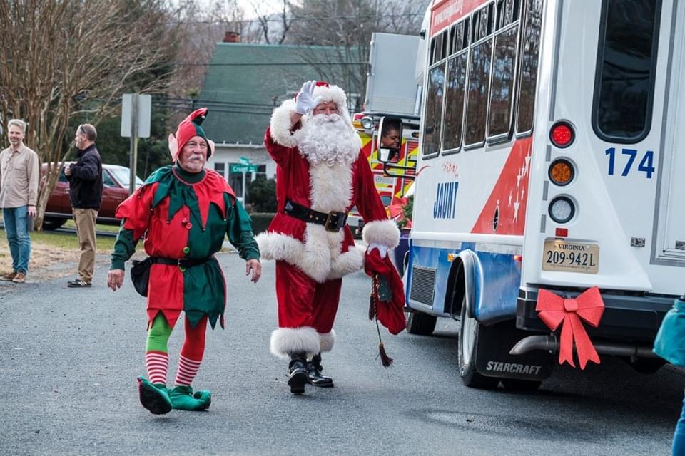 Crozet Christmas Parade (12/1)
