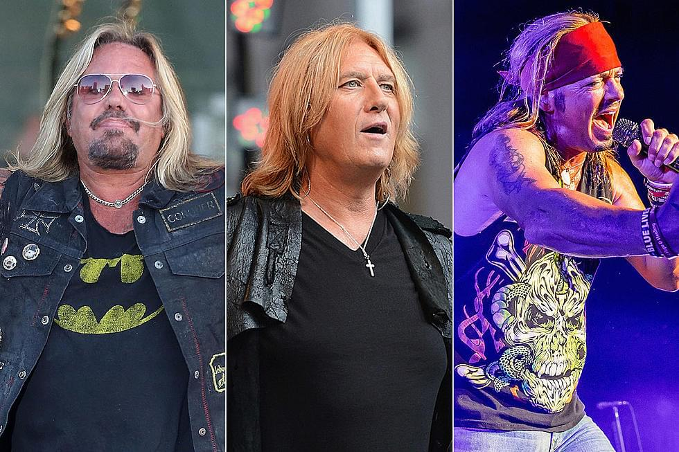 Motley Crue and Def Leppard with Poison @ Nationals Park in DC (8/22)